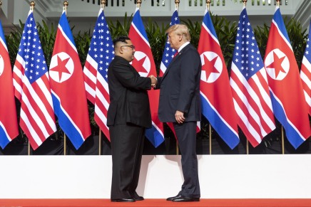 US-DPRK June 12, 2018 Sentosa Agreement
